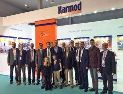 Karmod menyambut para tamunya dari 123 negara pada MUSIAD EXPO 2016