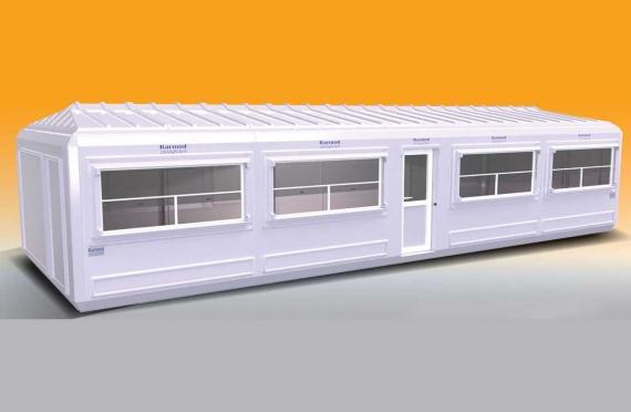 Bangunan Portabel 390x1110