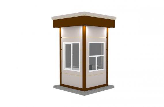 Kabin Modern Prefab 150x150