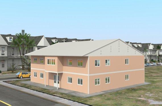 Kelas Protabel 594 m2