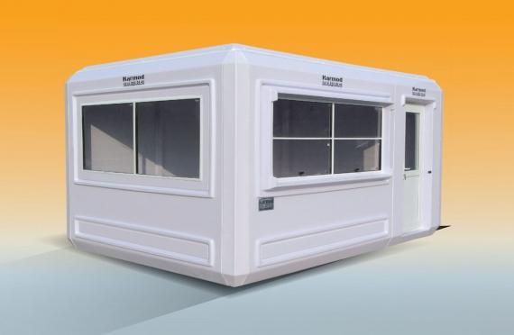 Loket & Booth 270 X 390