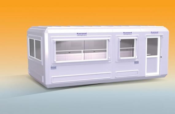 Loket & Booth 270 X 510