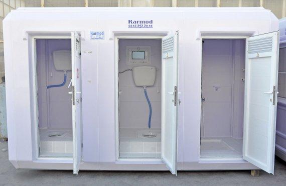 Toilet & Mandi Portabel 150x390