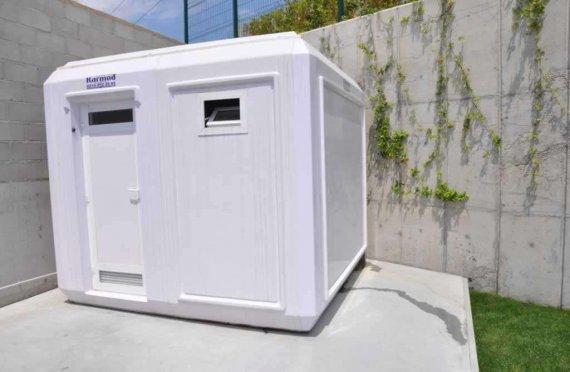 Toilet & Mandi Portabel 270x270