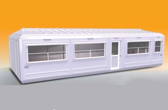 Bangunan Portabel 390x990 cm