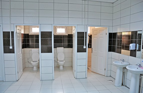 WC& Shower Prefabrikasi