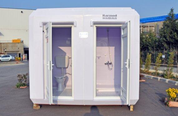 Toilet Portable & Kamar Mandi Portable