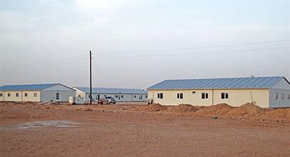 Area Kompleks Konstruksi Prefabrikasi Aljazair