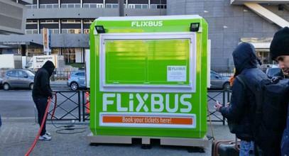 Loket tiket Flixbus dari Karmod