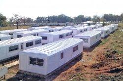 Kamp-kamp Karmod di Nigeria untuk menjaga Perdamaian PBB