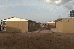 Karmod membangun fasilitas militer di Nigeria