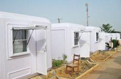 Karmod telah menyelesaikan tempat untuk pekerja berkapasitas 250 orang di Somalia