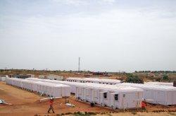 Majelis gedung administrasi di Senegal telah rampung