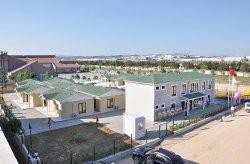 Pembangunan rehabilitasi kesehatan dari Karmod Prefabrikasi