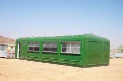Proyek Es Kabin di Eritrea