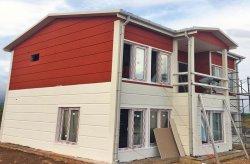 Rumah Prefabrikasi Membangun