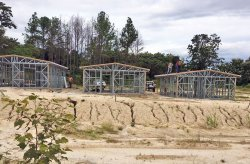 Struktur Baja Modular Rumah