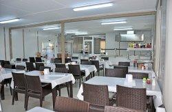 Dining Hall Prefabrikasi