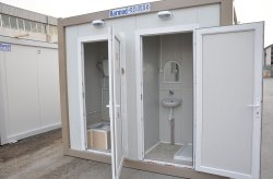 Kontainer Toilet/Shower