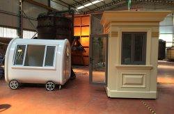 Mobo Composite kios