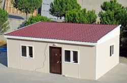 rumah prefabrikasi murah