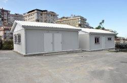 Rumah Prefabrikasi Struktur Baja Ringan
