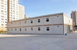 Tempat Konstruksi Temporary